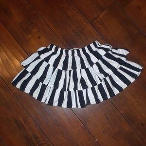MUD PIE boutique Twirly Skirt w/shorts Skort Sz 3T